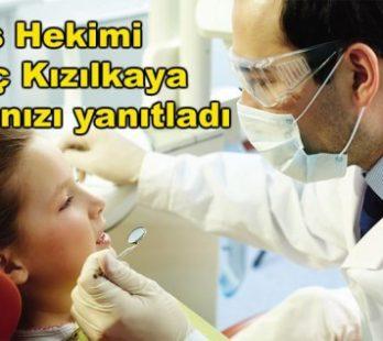 Diş hekimi Sertaç Kızılkaya dental aesthetic and dental implant İstanbul